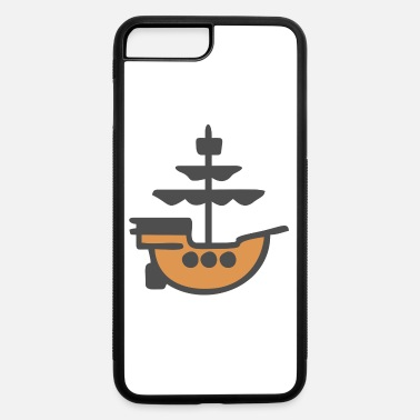 Ancient ancient boat - iPhone 7 & 8 Plus Case