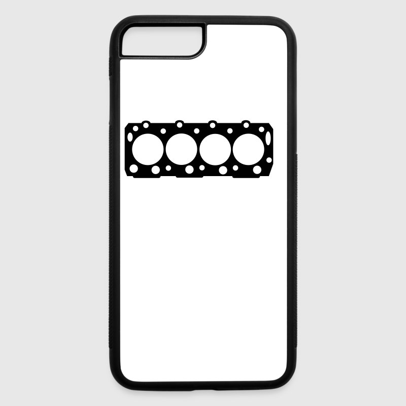 head gasket_gz1 - iPhone 7 Plus/8 Plus Rubber Case