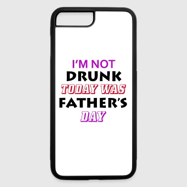 Fathers Day father's day - iPhone 7 Plus/8 Plus Rubber Case