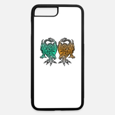 Reptile Dragon Reptile - iPhone 7 Plus/8 Plus Rubber Case