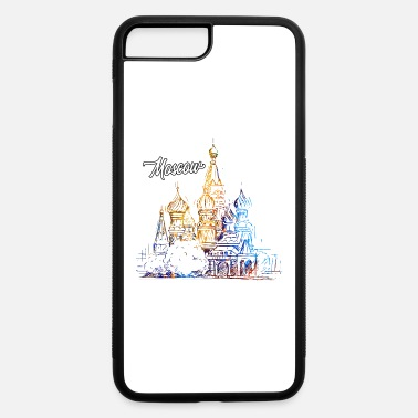 Moscow Moscow - iPhone 7 & 8 Plus Case
