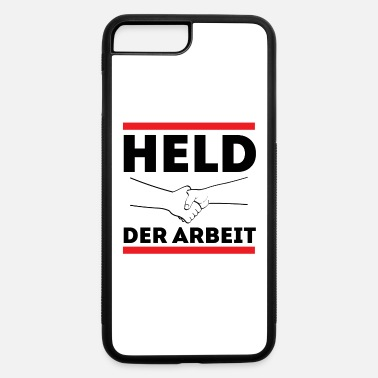 Stasi Hero of the work handshake Ossi East Germany - iPhone 7 & 8 Plus Case
