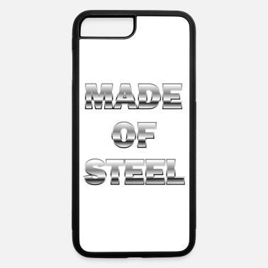 Made Of Made of steel - iPhone 7 & 8 Plus Case