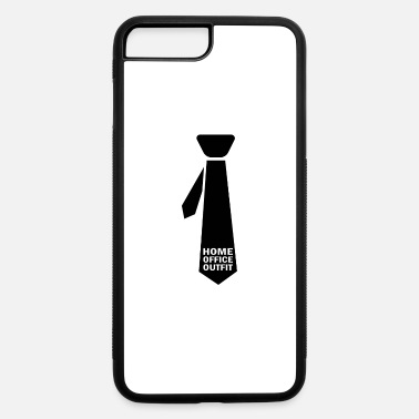Home office outfit gift saying work - iPhone 7 & 8 Plus Case