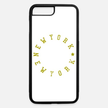5 Boroughs NYC Tee Shirt - iPhone 7 & 8 Plus Case
