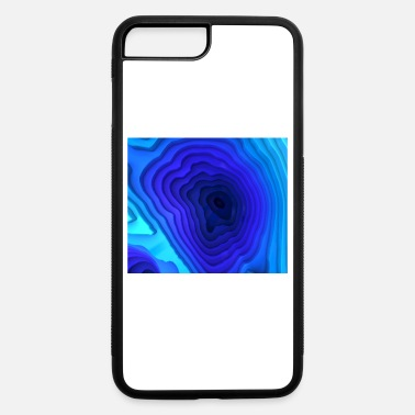 Deep Sea Abstract Deep Sea Surface - iPhone 7 & 8 Plus Case
