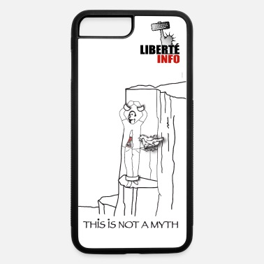 Assange Case Assangeus Samsung Galaxy S7 Edge Rubber Case - iPhone 7 & 8 Plus Case