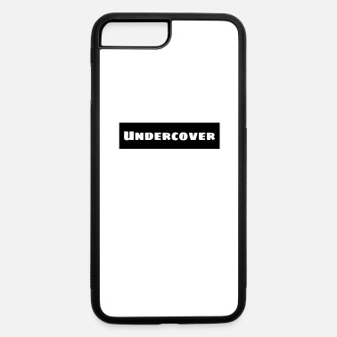 Collections Undercover Collection - iPhone 7 Plus/8 Plus Rubber Case