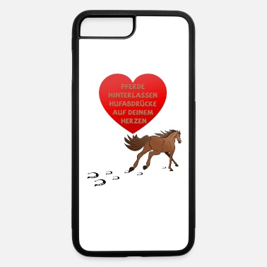 Gallop If you don't believe they have souls you haven't l - iPhone 7 & 8 Plus Case