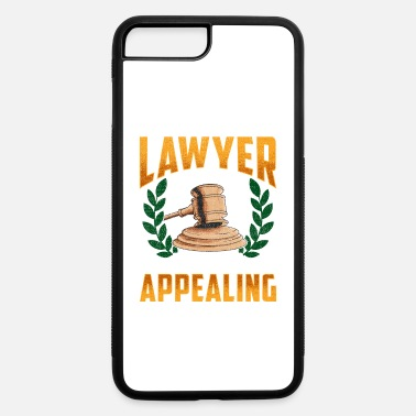 Funny Lawyer Puns This Lawyer Is Always Appealing Funny Law Pun - iPhone 7 & 8 Plus Case