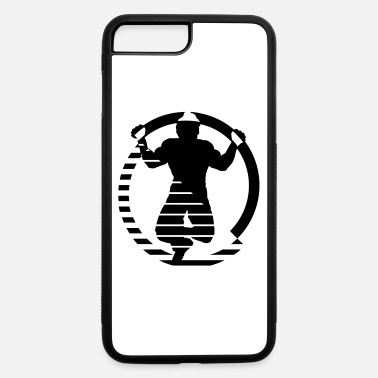 Pull Up Pull-up Weightlifter - iPhone 7 & 8 Plus Case