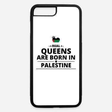 Palestina GESCHENK QUEENS LOVE FROM PALESTINE PALESTINA - iPhone 7 Plus/8 Plus Rubber Case