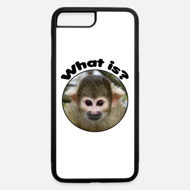 What What is? - iPhone 7 Plus/8 Plus Rubber Case