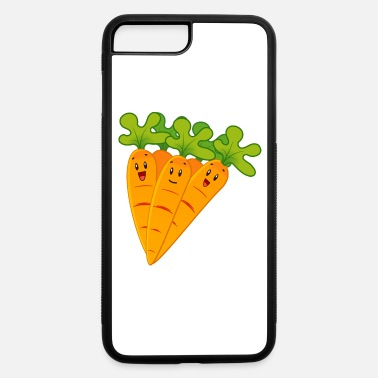 Carrot carrots - iPhone 7 Plus/8 Plus Rubber Case
