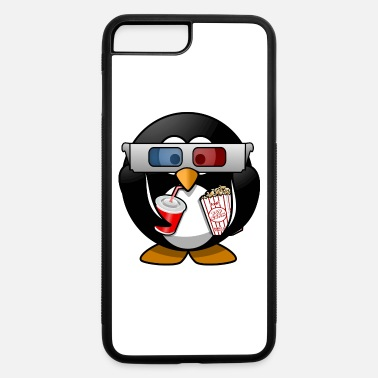 Cinema cinema penguin - iPhone 7 & 8 Plus Case