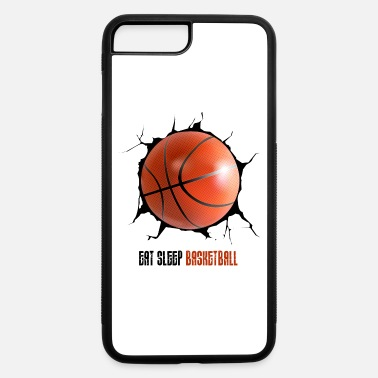 Womens Basketball basketball ball - iPhone 7 & 8 Plus Case