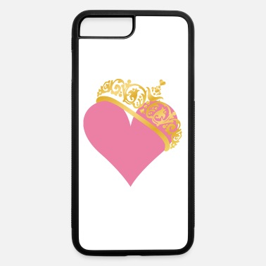 Cuore mary kay pink heart - iPhone 7 Plus/8 Plus Rubber Case
