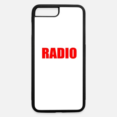 Radio RADIO - iPhone 7 Plus/8 Plus Rubber Case