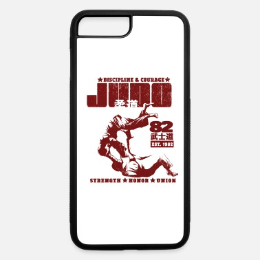 Judo Judo - iPhone 7 Plus/8 Plus Rubber Case