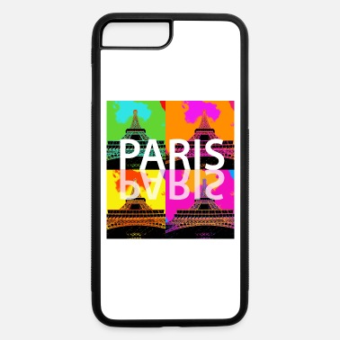 Paris PARIS PARIS - iPhone 7 & 8 Plus Case