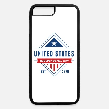 Kingdom United State Independence Day est 1776 - iPhone 7 & 8 Plus Case