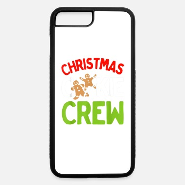Christmas Cookies Christmas Cookie Crew with Gingerbread Cookies - iPhone 7 & 8 Plus Case