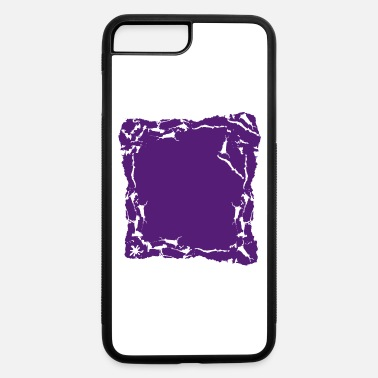 Grunge grunge purple - iPhone 7 & 8 Plus Case