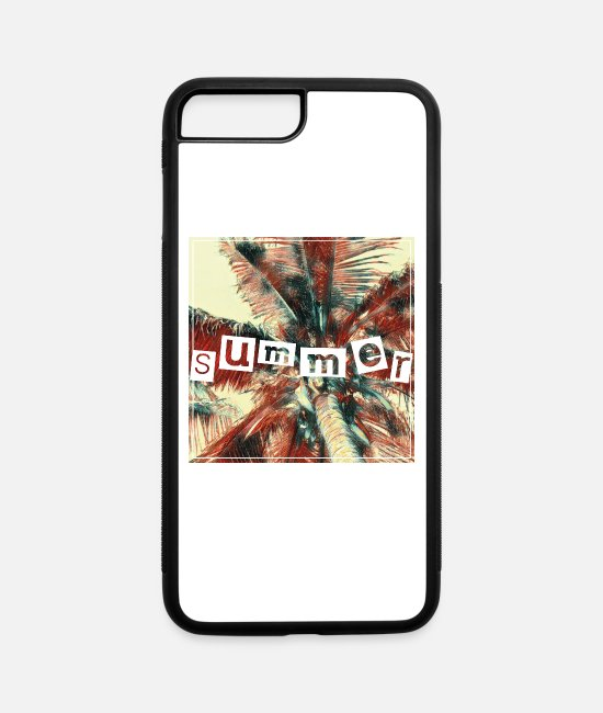 Cuba iPhone Cases - Summer - iPhone 7 & 8 Plus Case white/black