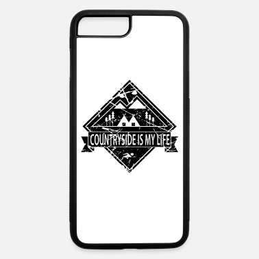 Countryside COUNTRYSID is my life - iPhone 7 & 8 Plus Case