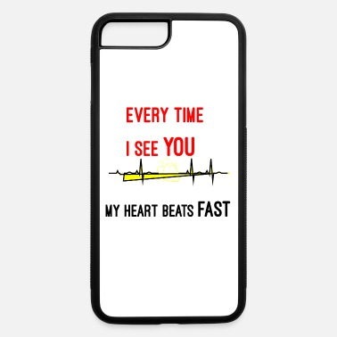 Pickup Line Pickup Lines Funny - iPhone 7 & 8 Plus Case