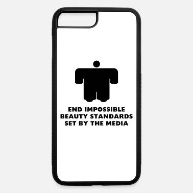 Life Impossible Beauty Standard - iPhone 7 & 8 Plus Case