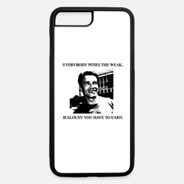 Arnold Schwarzenegger Old school Arnold Schwarzenegger quote! Gift idea - iPhone 7 & 8 Plus Case