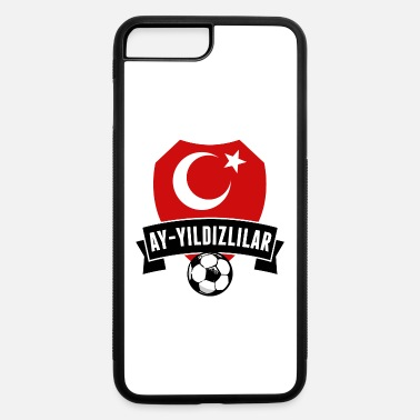 National Team Turkey National Team Soccer Flag Football - iPhone 7 & 8 Plus Case