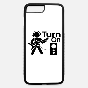 Turn On turn on the music - iPhone 7 & 8 Plus Case