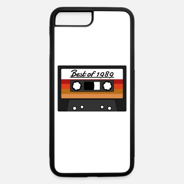 Audio Cassette 1989 Compact Audio Cassette - iPhone 7 & 8 Plus Case
