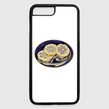 Refreshing Lemon Slices - iPhone 7 Plus/8 Plus Rubber Case