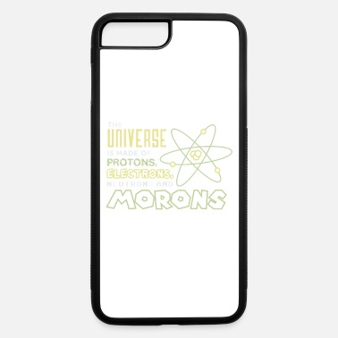Moron Protons And Morons - iPhone 7 Plus/8 Plus Rubber Case