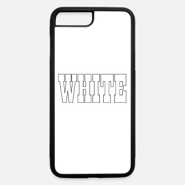 White white - iPhone 7 & 8 Plus Case