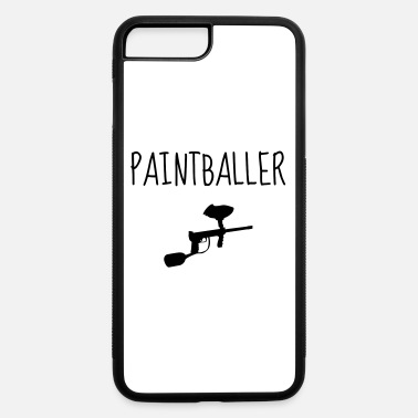 Paintball Paintball - Paintballer - iPhone 7 & 8 Plus Case