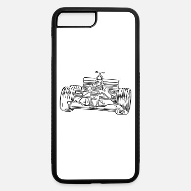 Race Car RACE CAR - iPhone 7 & 8 Plus Case