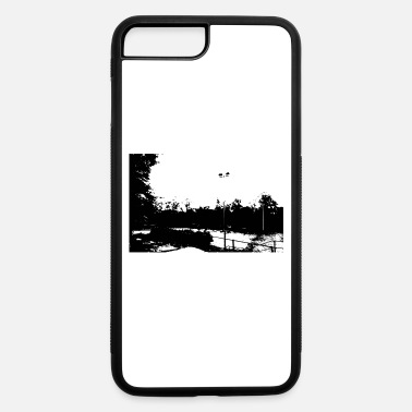 Stadium stadium in the mountain - iPhone 7 & 8 Plus Case