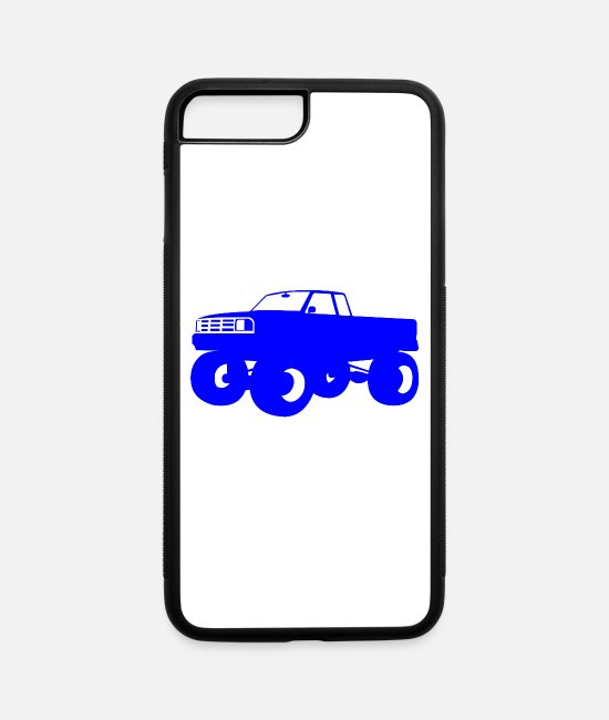 Couples iPhone Cases - car - iPhone 7 & 8 Plus Case white/black