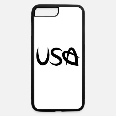 Schland USA LOGO - iPhone 7 & 8 Plus Case