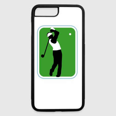 golf_player_09_2016_3c02 - iPhone 7 Plus/8 Plus Rubber Case