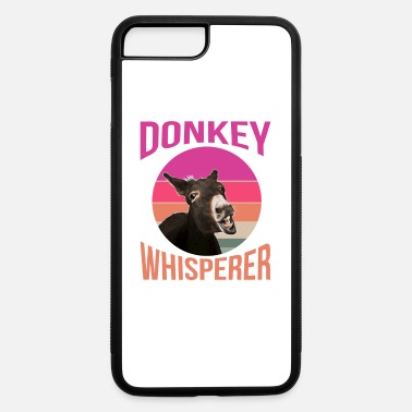 Donkey donkey, love donkeys, funny donkey - iPhone 7 & 8 Plus Case