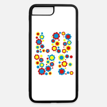 Blossoming Love by Cheerful Madness!! - iPhone 7 & 8 Plus Case