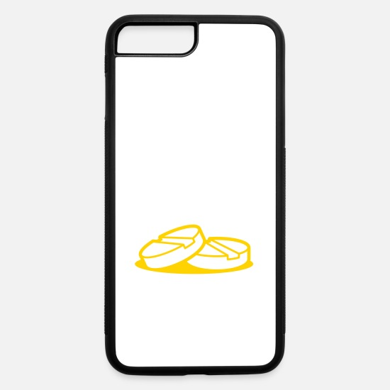 Pest iPhone Cases - I Can Give A Headache To An Aspirin. - iPhone 7 & 8 Plus Case white/black