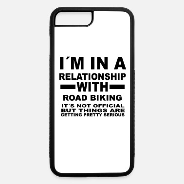Road Bike relationship with ROAD BIKING - iPhone 7 & 8 Plus Case
