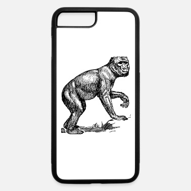 Chimpanzee Chimpanzee - iPhone 7 & 8 Plus Case