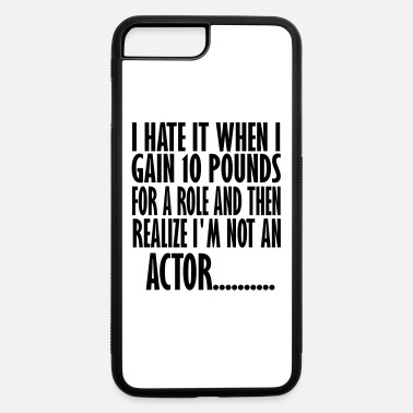 Actor actor - iPhone 7 Plus/8 Plus Rubber Case